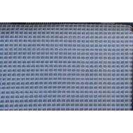Elősátorszőnyeg, 7 x 2.5m, blue plain, Eden Matting, Crusader