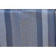 Elősátorszőnyeg, 7 x 2.5m, blue stripe, Eden Matting, Crusader
