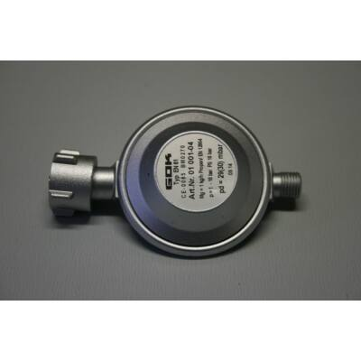 Gázreduktor, 30mbar, 1kg/h