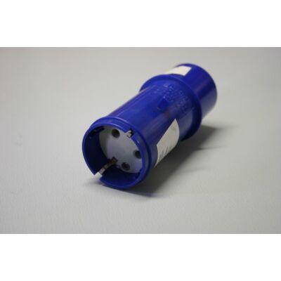 Elektromos fordító, CEE dugó - villás aljzat, 230V