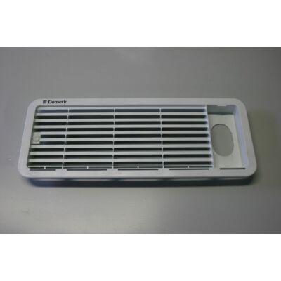 Hűtőrács, 480x180mm, Dometic, csak külső, fehér vagy szürke