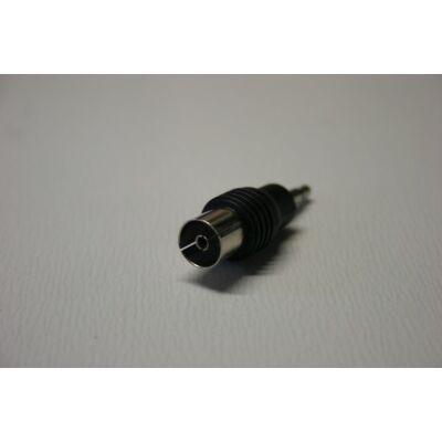 Koaxial-3.5mm Jack fordító