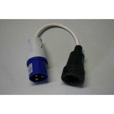 Elektromos adapter 230V, Crusader
