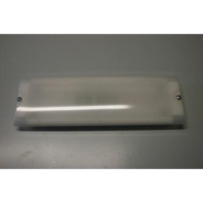 Opal mennyezeti lámpa, beépíthető, 12V, 2x8W, Lumo