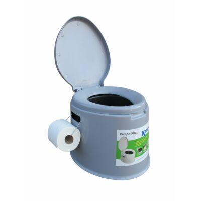 Khazi mobil toalett, Kampa