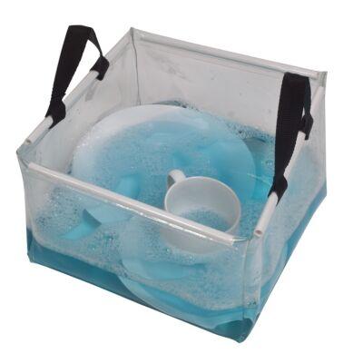 Összecsukható mosogató, Kampa