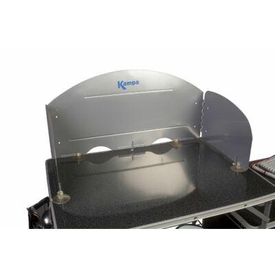 Univerzális szélfogó, konyhákhoz, Kampa