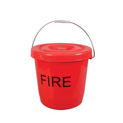Fire műanyag vödör, 15 L-es, Kampa