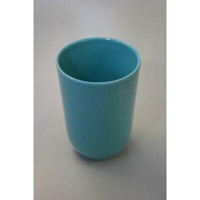 EKO bambusz pohár, kék