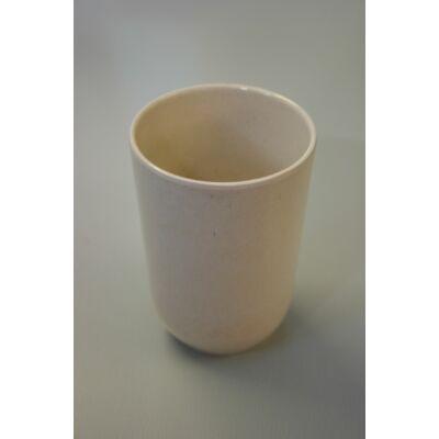 EKO bambusz pohár, natur