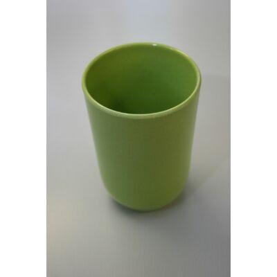 EKO bambusz pohár, zöld