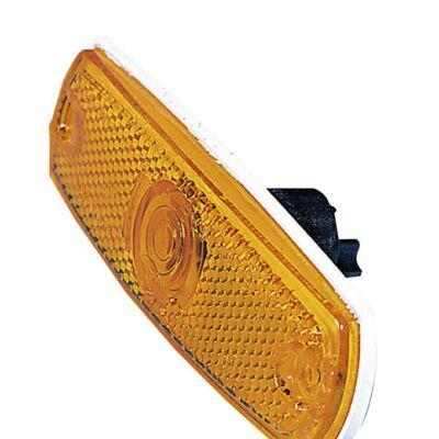 Szélességjelző, 130 x 40mm, Hella