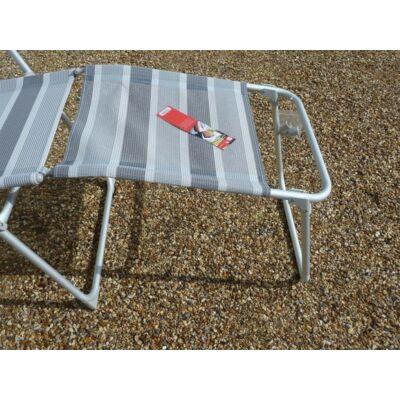 Derwent székhez lábtartó, szürke-fehér, Crusader