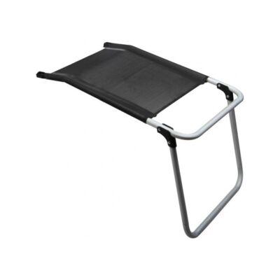 Lollie Pop székhez lábtartó, fekete, Crusader