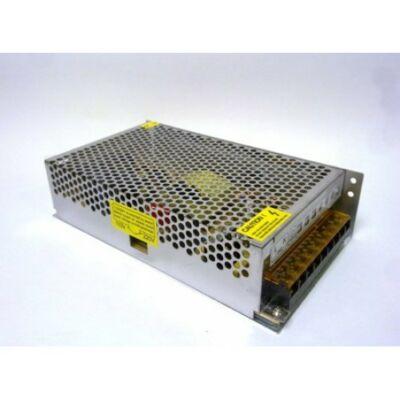 LED tápegység, 180W, 12V, 15A