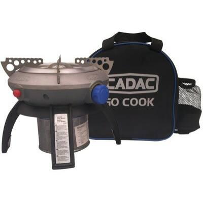 Go Cook hordozható tűzhely, Cadac