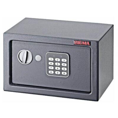 Sigma KSF2818 elektronikus széf BESZERELÉSSEL
