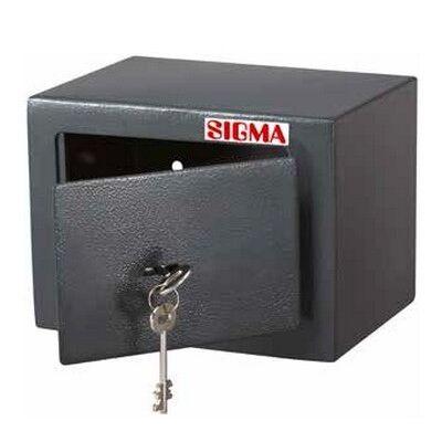 Sigma KSF2317 kulcsos széf BESZERELÉSSEL