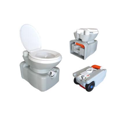 Beépíthető WC toalett kazettás, CHH