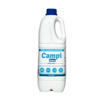Campi Blue kék lebontó vegyszer, WC folyadék 2 liter, Aleco
