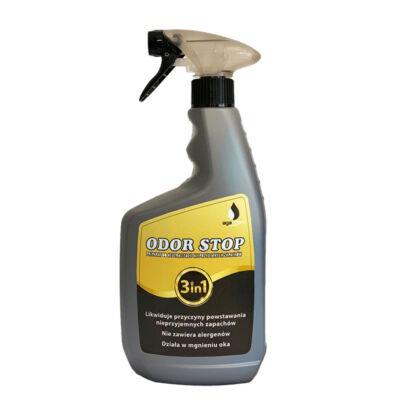 Odor Stop univerzális szagtalanító, fertőtlenítő spray, 650 ml, Agachem